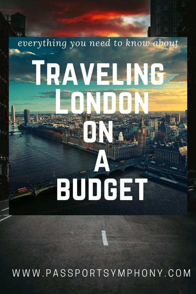visit london on a budget