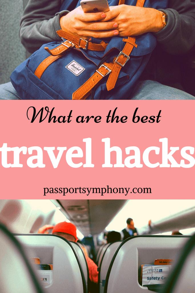 travel life hacks