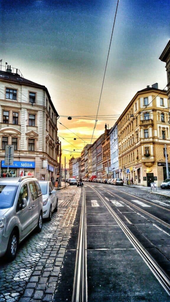 Holesovice Prague