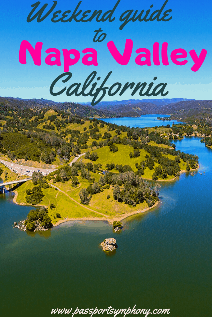 3 perfect days in napa valley