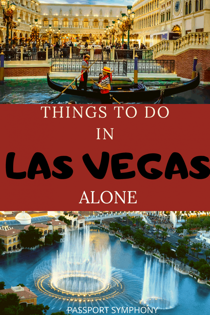 things to do in vegas alone