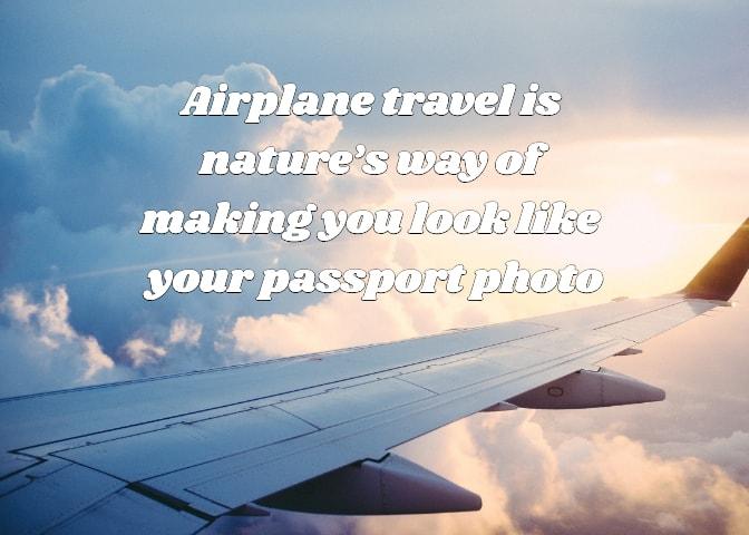 funny flight quotes