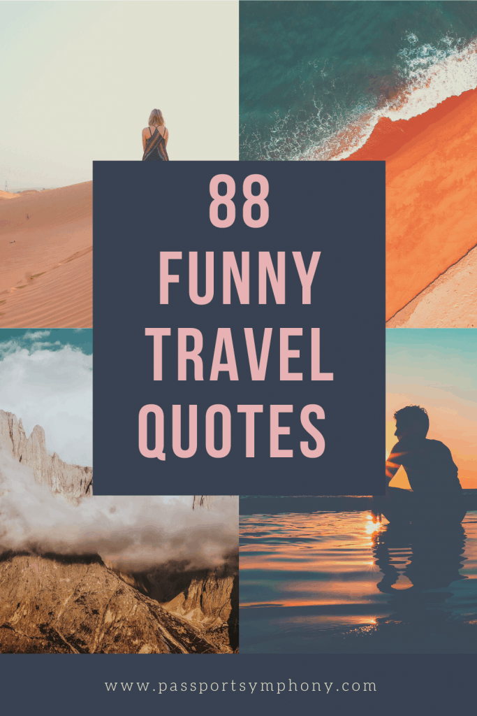 funny travel quotes pinterest