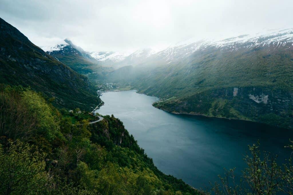 fjords norway