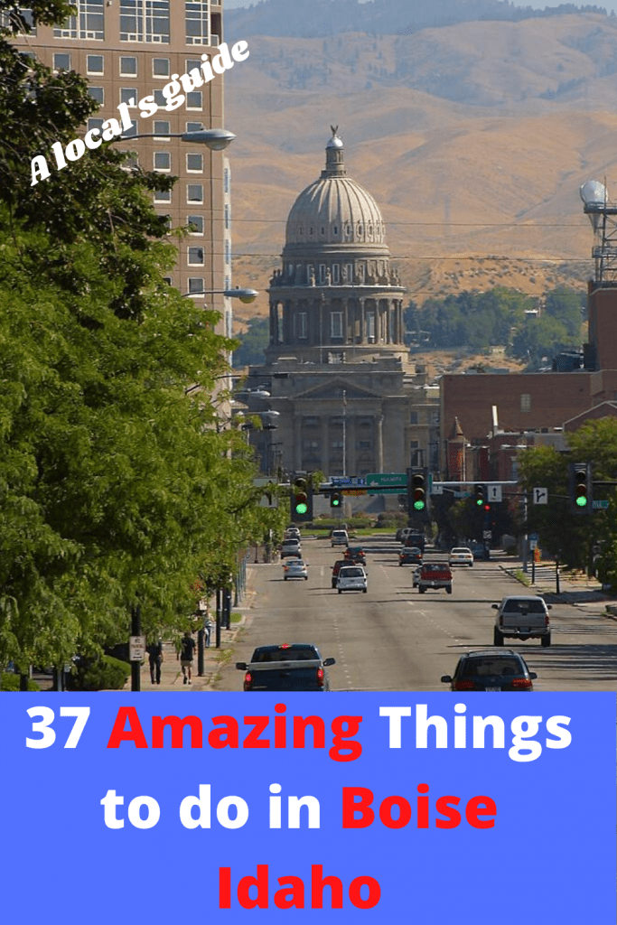 things to do in boise idaho