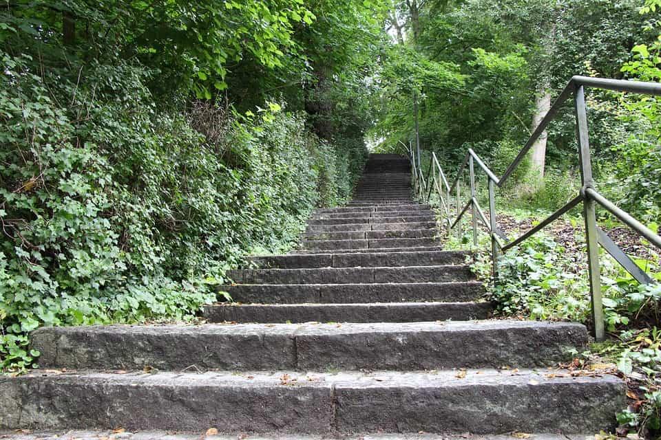 vulcan Stairs