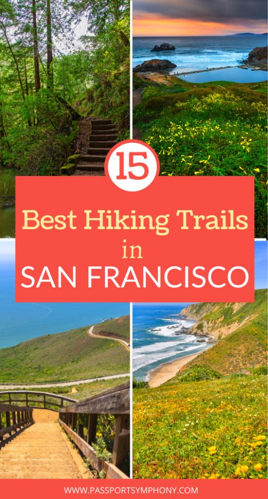 15 Best Hiking Trails in San Francisco