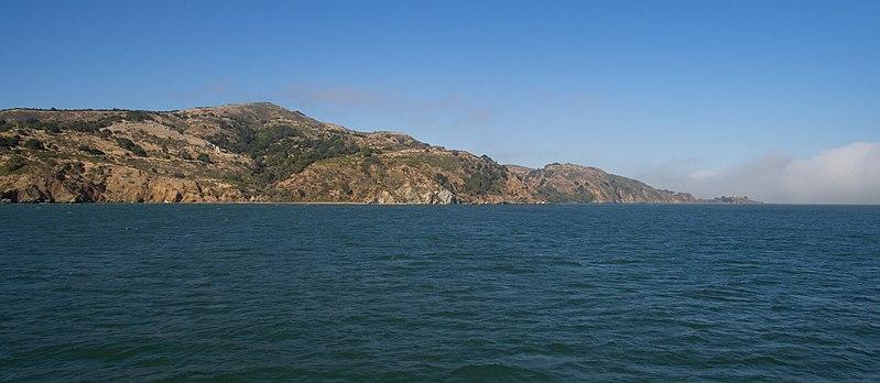 Angel Island san fransisco