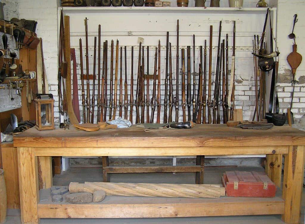 sutterforth gunsmith