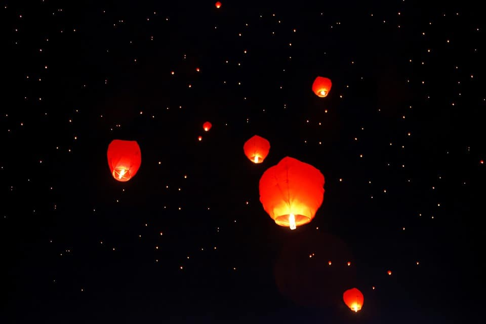 Zhongyuan Festival, China