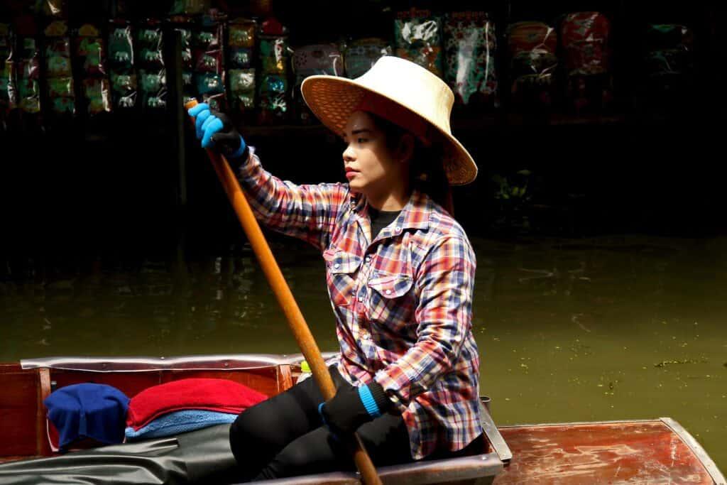 khmer street vendor