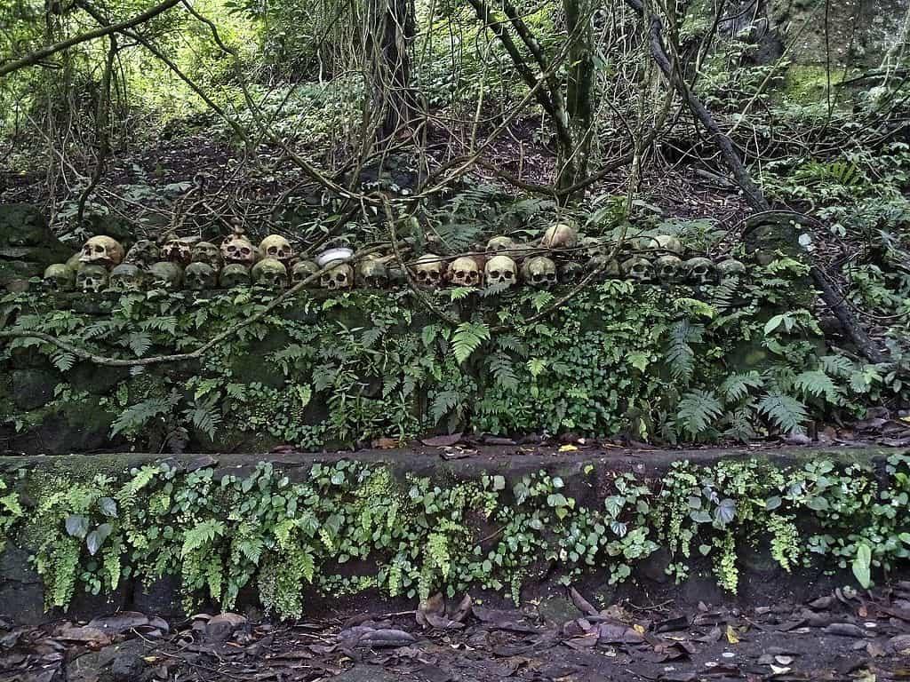 Trunyan Cemetery