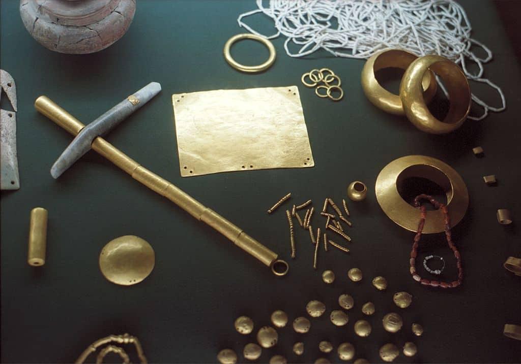 varna gold treasure