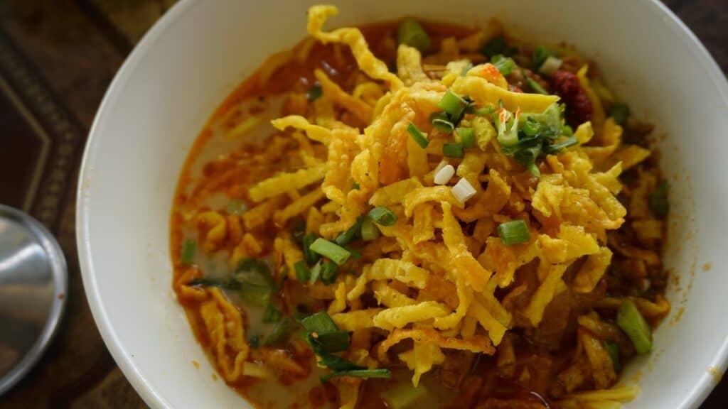 thai vegan food