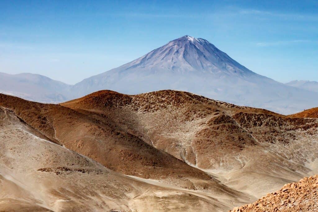 la rinconada mountain