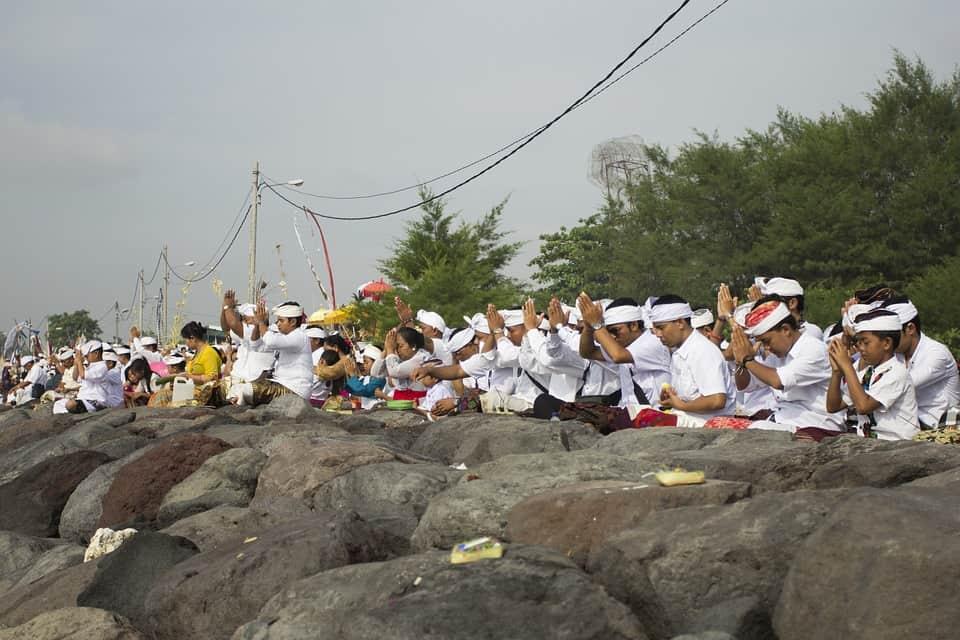 nyepi festival bali