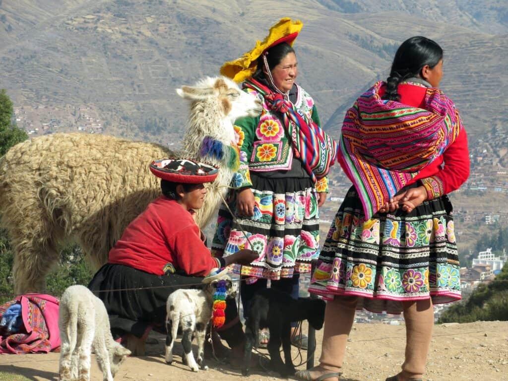 la rinconada people