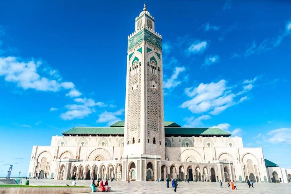 Hasan II Mosque