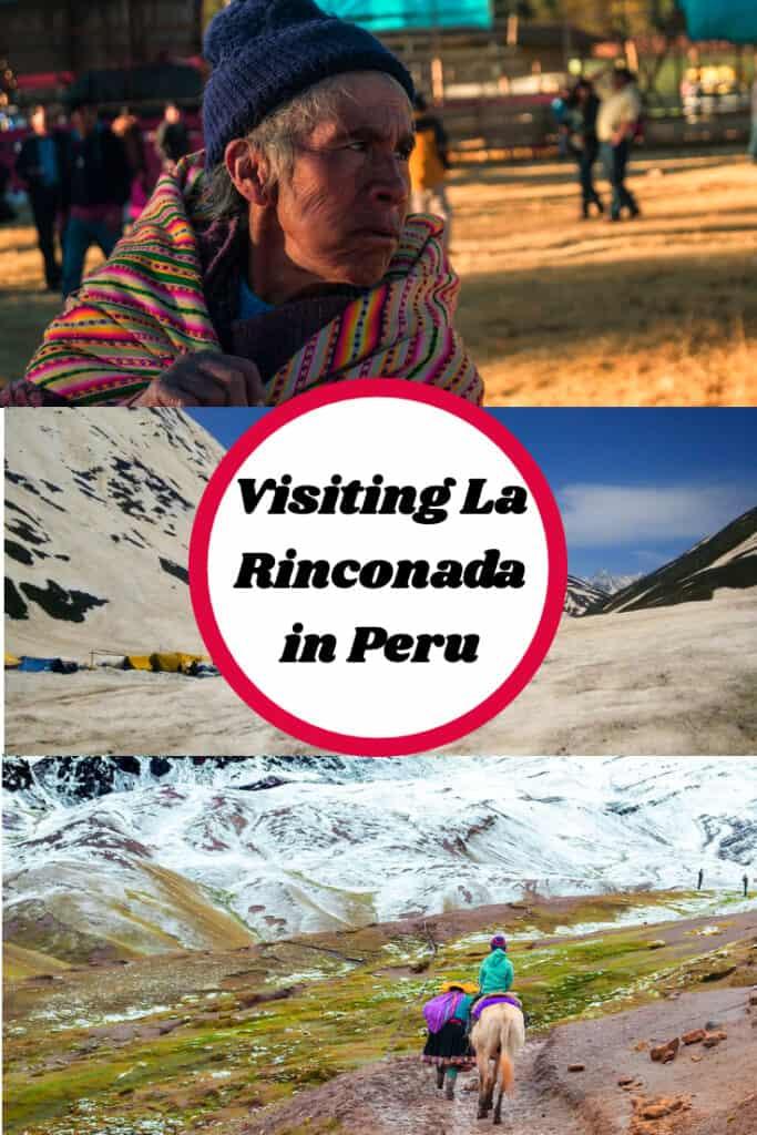 la rinconada highest town in the world