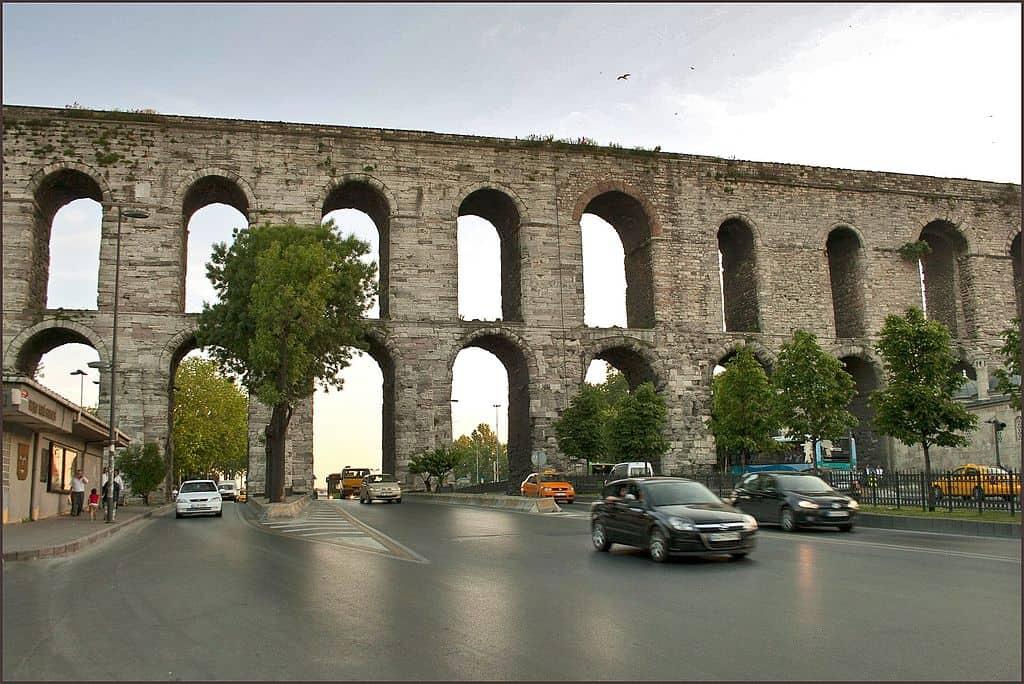 valens aqueduct istanbul