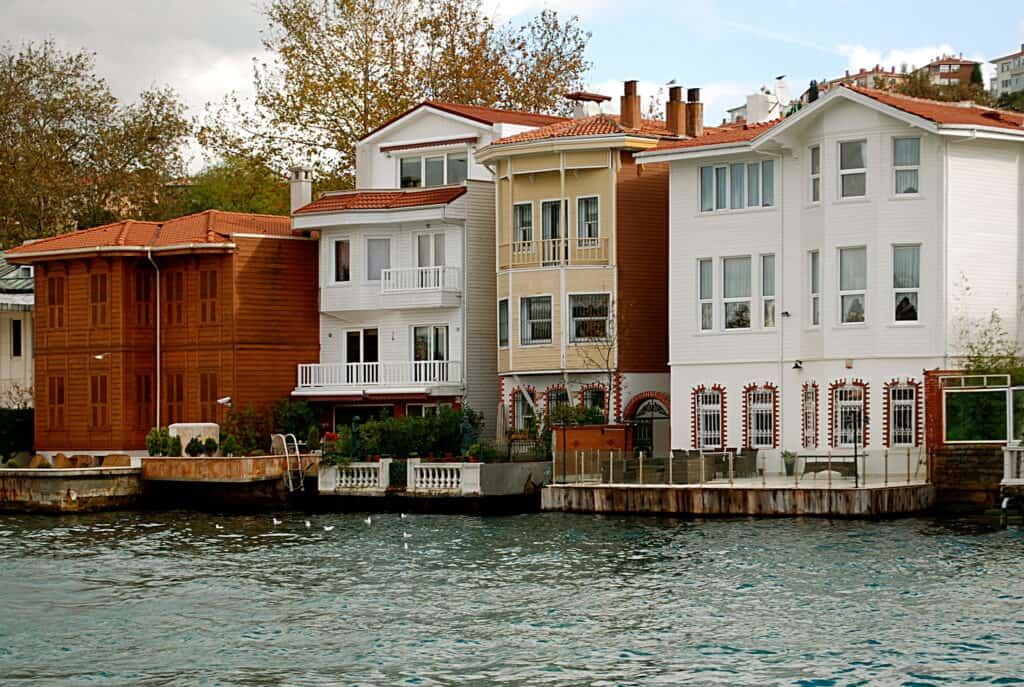 Kanlica District Istanbul