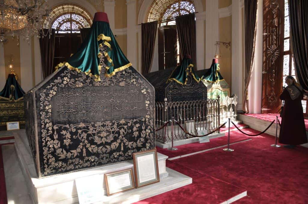 Mahmud the Second tomb