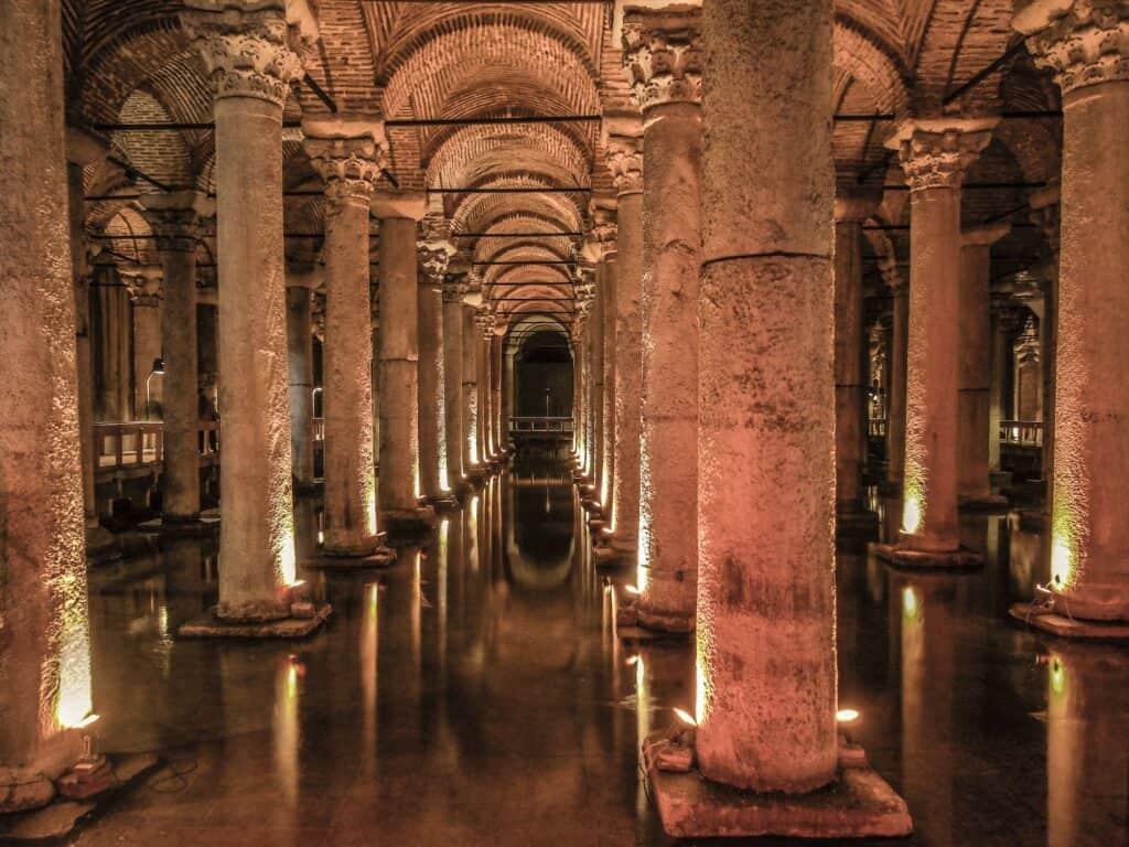 Theodosius Cistern Şerefiye Sarnıcı