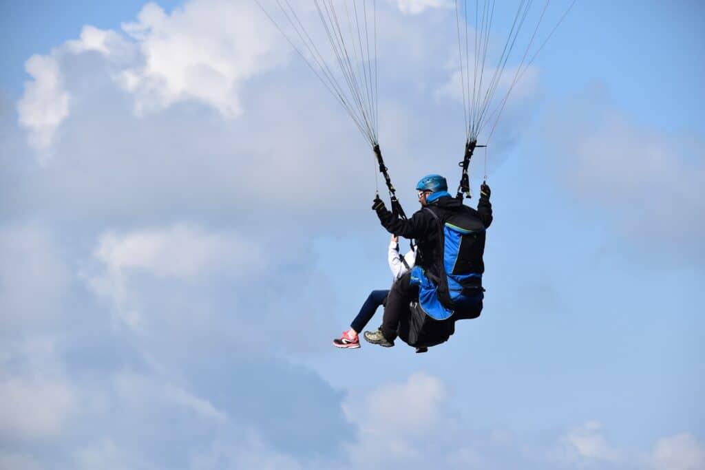 paragliding in orlando