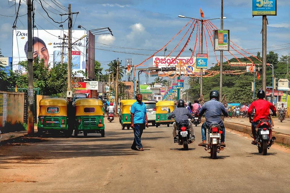 india roads