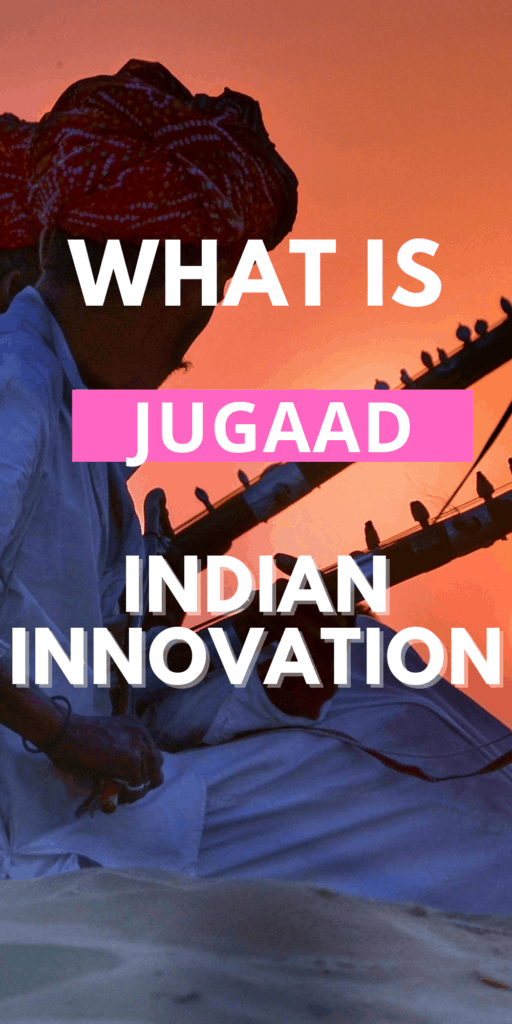 what is jugaad