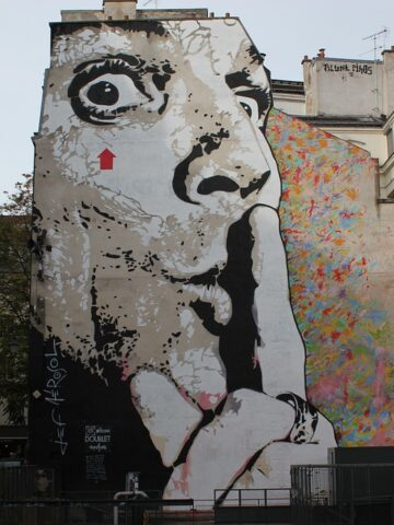 The Ultimate Guide To Discovering Street Art In Paris