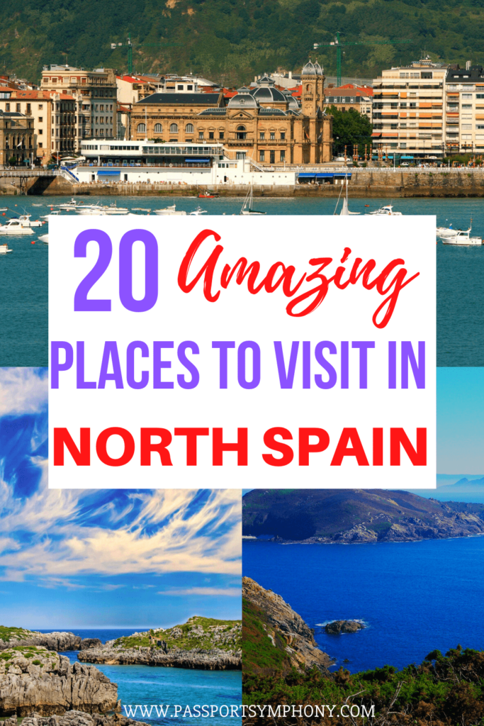 northern spain itinerary amazing places