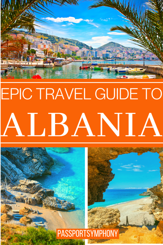 EPIC TRAVEL GUIDE TO ALBANIA