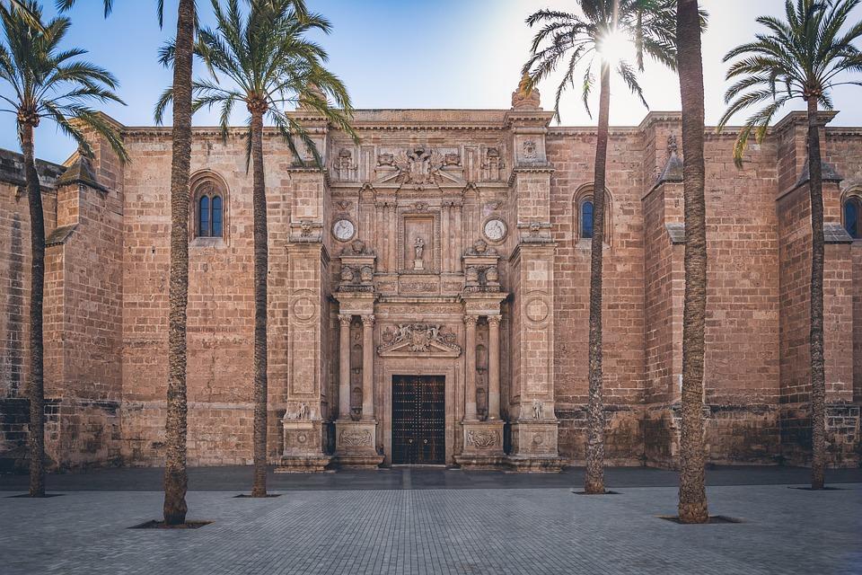 almeria cathedral spain