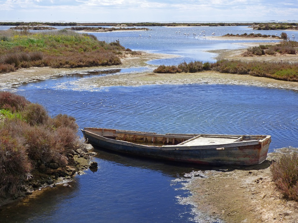 ebro delta Spain east coast itinerary