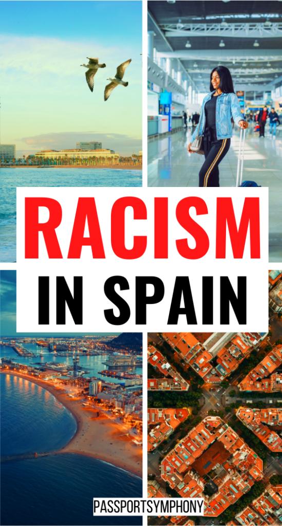 RACISM IN SPAIN