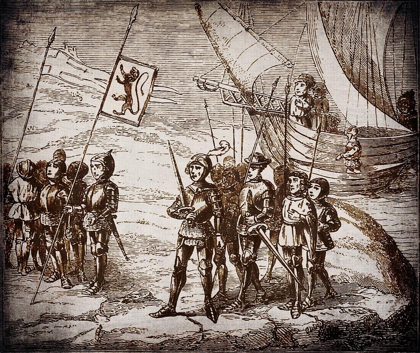 spanish slave ship
