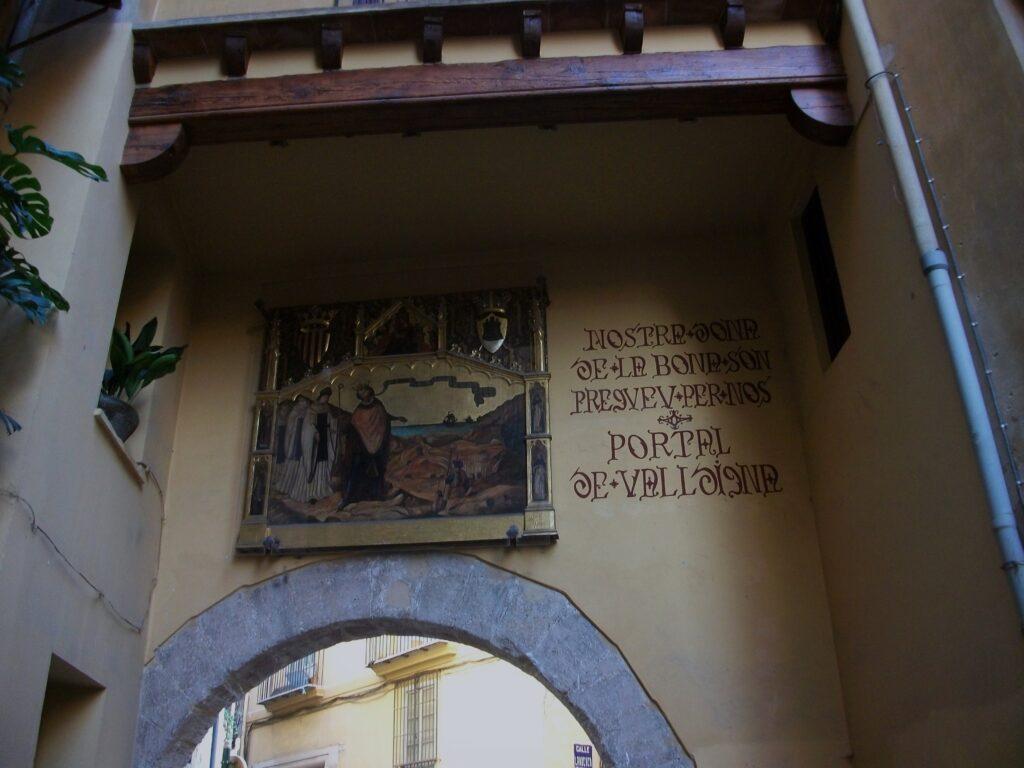 portal de la Valldigna de València