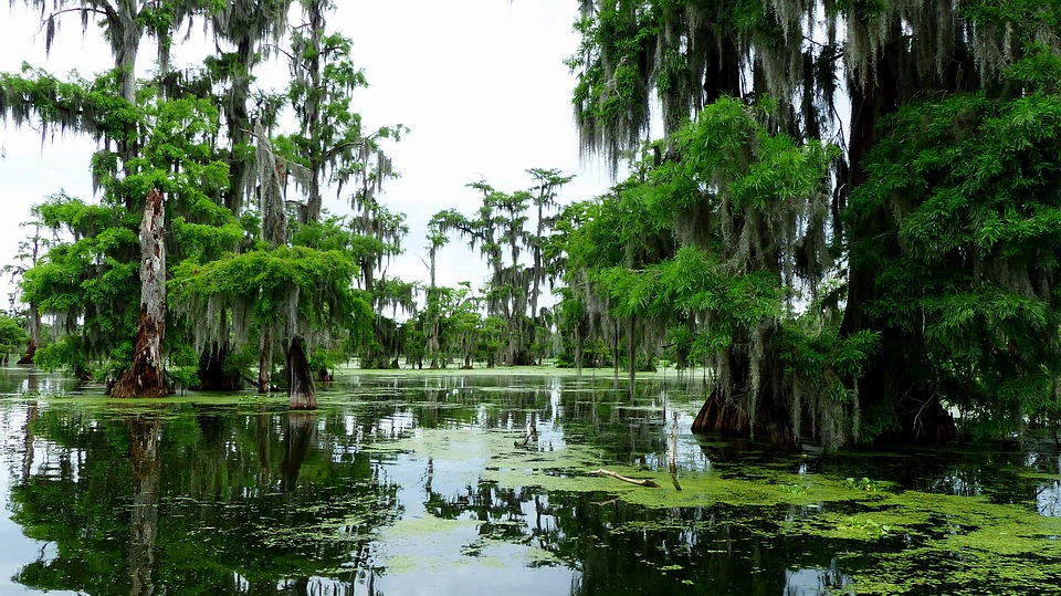 bayous louisiana most isolated places in the us
