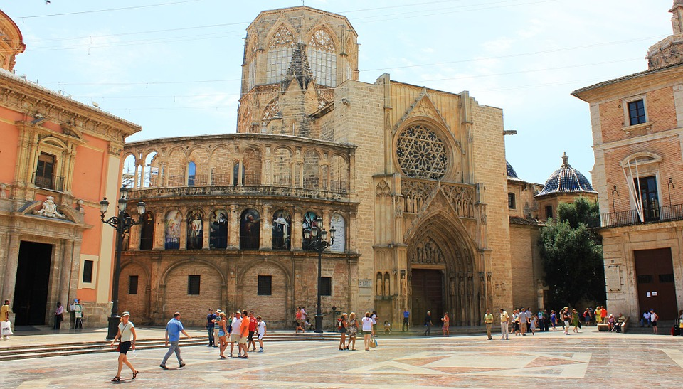 valencia cathedral tour