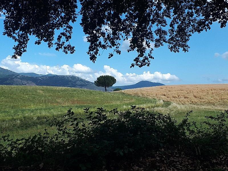 artena villages in rome