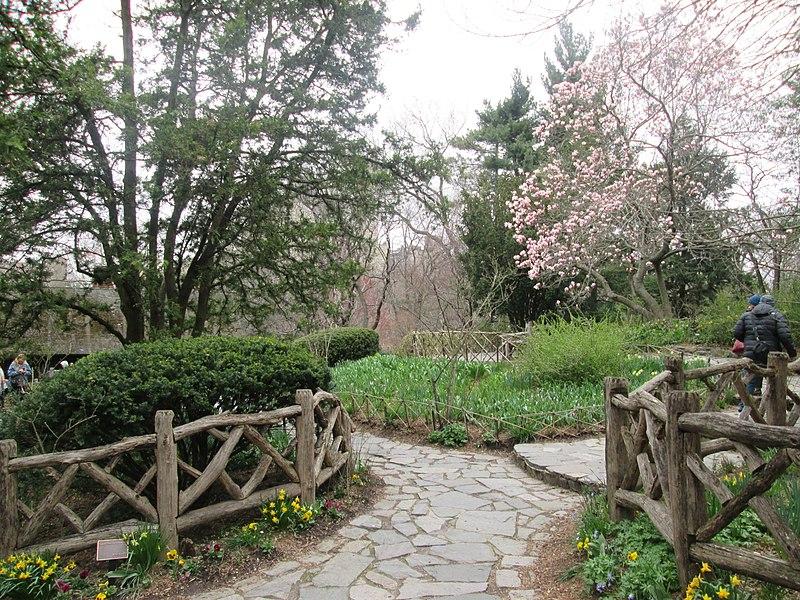 Shakespear garden nyc