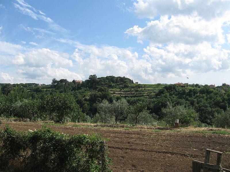 Grottaferrata villages in rome