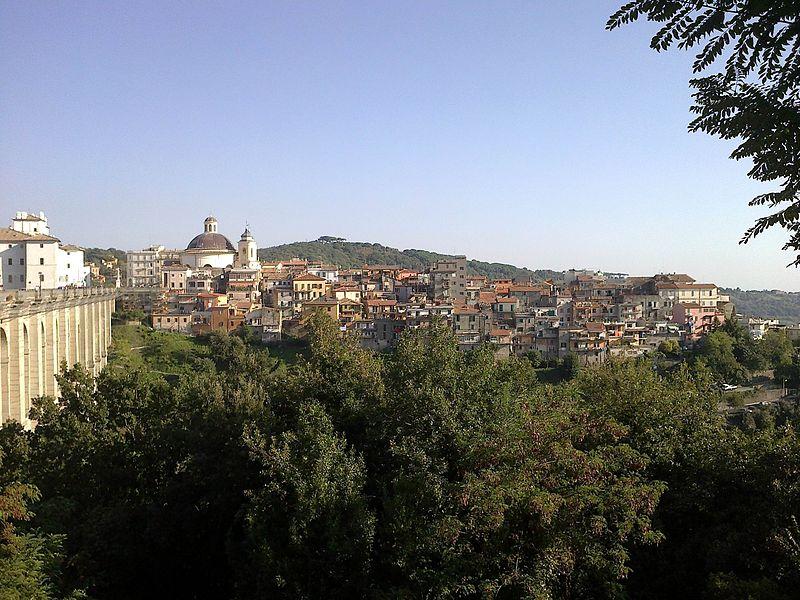 ariccia villages in rome