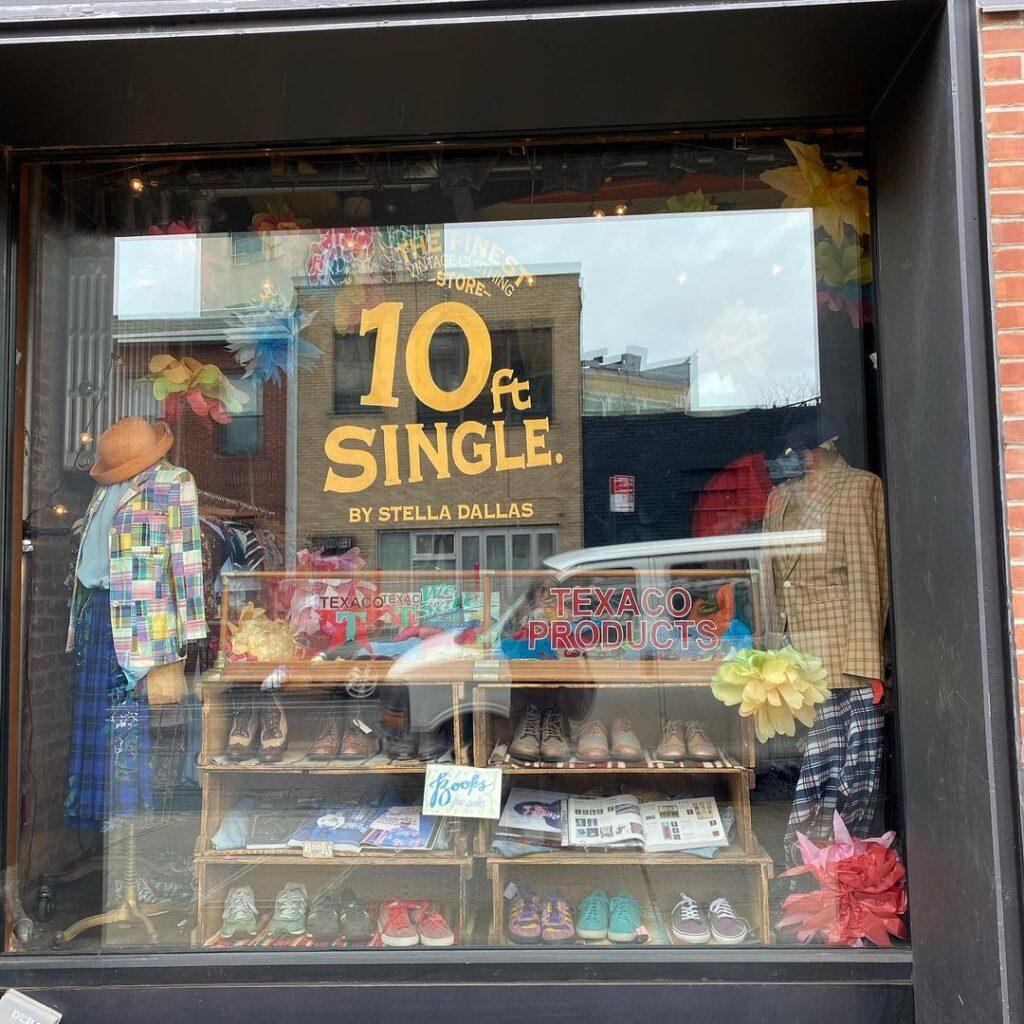 10 Ft Single Stella Dallas