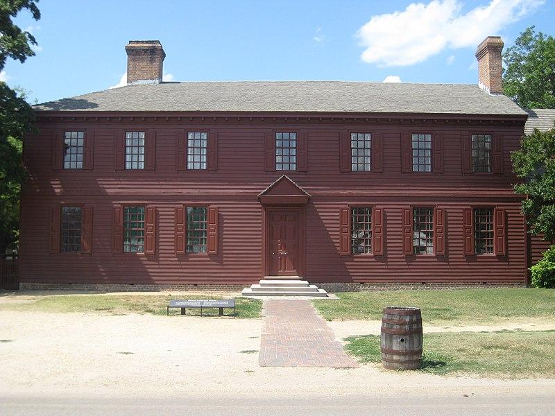peyton randolph house museums in williamsburg va