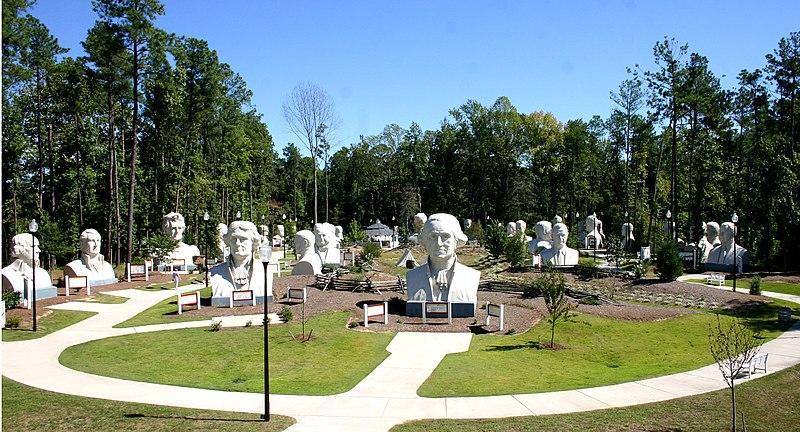 presidents park virginia