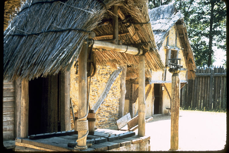 historical jamestowne