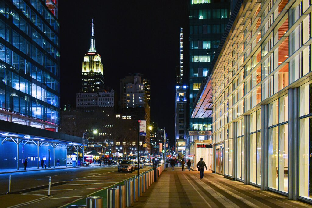 solo travel in nyc