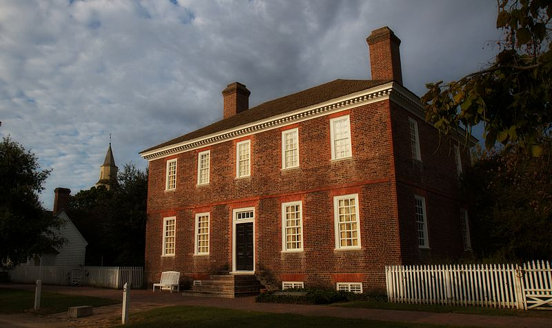wythe hosue museums in williamsburg va